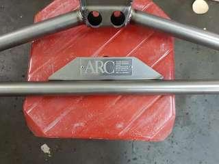 ARC Titan Strut Bar For CT9a Evo 7 8 9