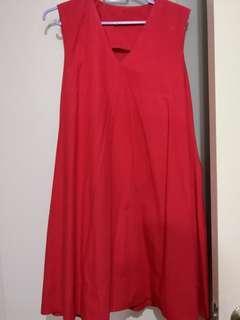🚚 Pregnancy dress 100% cotton