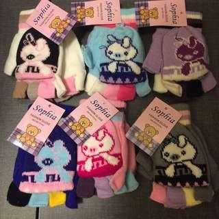 (包順豐站) 全新小童手襪