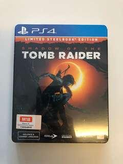 WTS- Shadow of the Tomb Raider (Steelbook Edition)