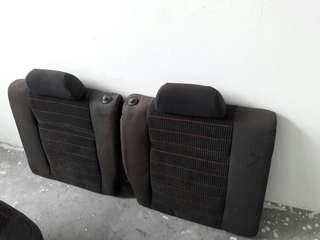 Honda Civic SH3 EF9 EF3 Back Seat