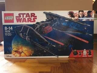 Lego Star Wars 75179 Kylo Ren