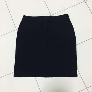 🚚 Black Formal Skirt