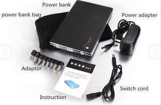 Laptops ipad phone Powerbank all in 1