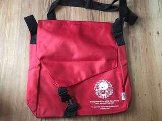 Free giveaway / to bless - Sling Bag - from Singtel