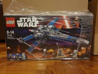 Lego 75149 Resistance X Wing Fighter