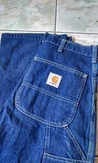 Carhartt work jeans