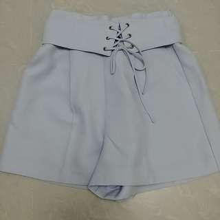 (NEW) LOWRYS FARM 粉藍色短褲