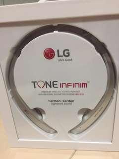 LG Tone Infinim HBS-910 Wireless Stereo Headset