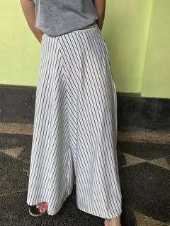 Long culottes