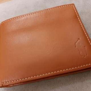全新 Polo 男裝銀包(證件相位適合放身份証)