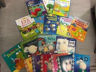Selling all children books