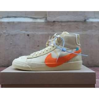 Off-White x Nike Blazer Orange SPOOKY PACK US7.5 | Grim Reaper All Hallow's Eve The Ten Presto Air Jordan 1 airmax 97 zoomfly yeezy 350 V2 V3 Kanye virgil adidas