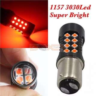 1157 36, 3030Led bright red