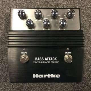 Hartke Bass Attack