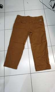 Timberland cotton pants brown colour size 40