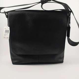 Coach Men's Charles Small Messenger Bag