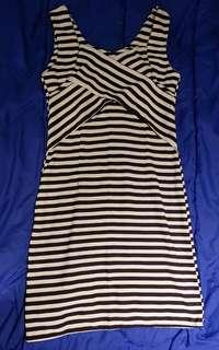 Jellybean Stripe Dress