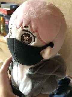 15cm / 20cm doll pitta mask