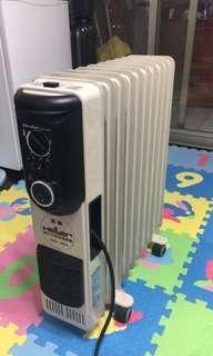 嘉儀暖氣機