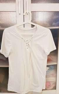 White Styled Shirt