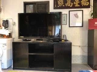 BESPOKE VINTAGE CHINESE TV CABINET