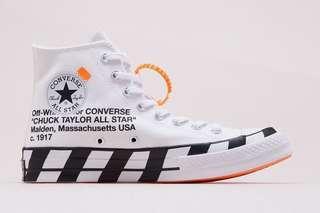 Off White x Converse
