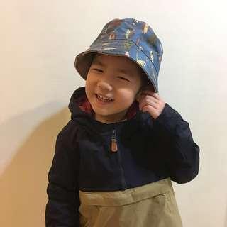 🚚 美國COAL 好多海鮮/各種魚類 漁夫帽 中性款/文青款/小孩帽