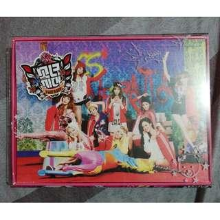 SNSD/ Girls' Generation I Got A Boy Album (RUSH SALE)