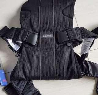 BabyBjorn One Air Mesh in Black