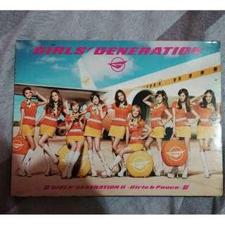 SNSD/ Girls' Generation Girls and Peace Album (RUSH SALE)