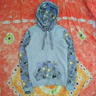 Zip hoodie drop dead