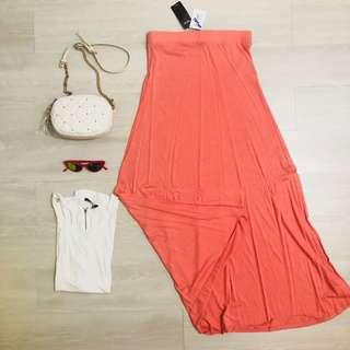 Splash Maxi Skirt