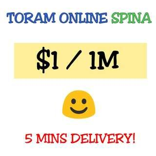 Toram Online Spina [ INSTANT DELIVERY! ]