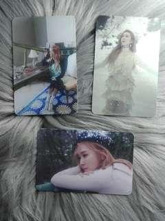 Jessica Wonderland Unofficial Photocard