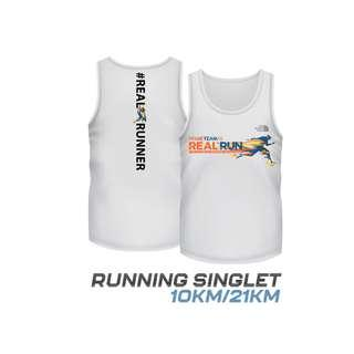 The North Face HomeTeamNS REAL® Run 2018 Event Singlet
