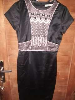Black dress by Karren millen