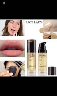 AUTHENTIC Sace Lady Beauty Elixir 15ml 24K gold infused