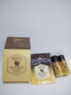 Skinfood Royal Honey Propolis Trial Kit