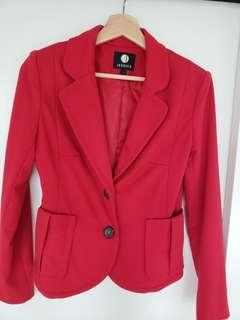 Red jacket from Jessica size 2