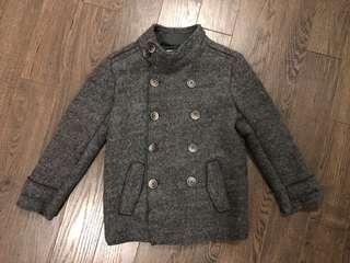 NEW BNWT ZARA Boy coat jacket, size 7