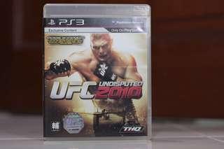 🚚 UFC Undisputed 2010