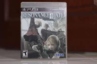🚚 Resonance of Fate