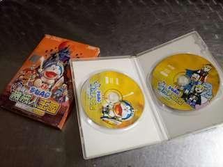 Doraemon VCD (2disc)