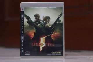 🚚 Resident Evil 5
