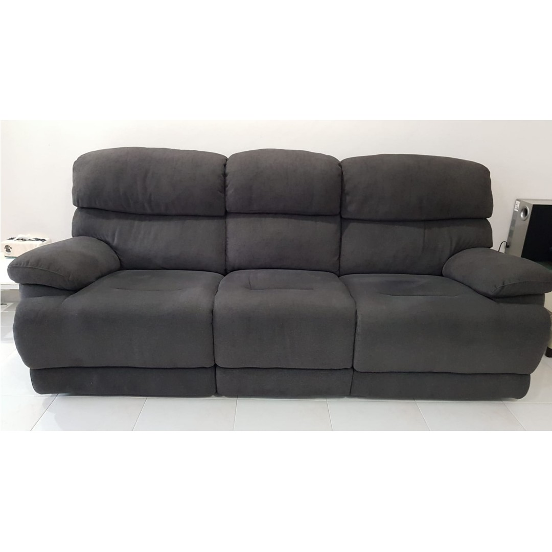 3 In 1 Recliner Sofa Furniture Sofas On Carousell