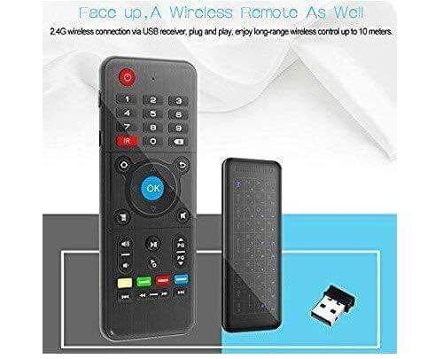E492] KKmoon H1 2 4GHz 6-Axis Fly Air Mouse Wireless