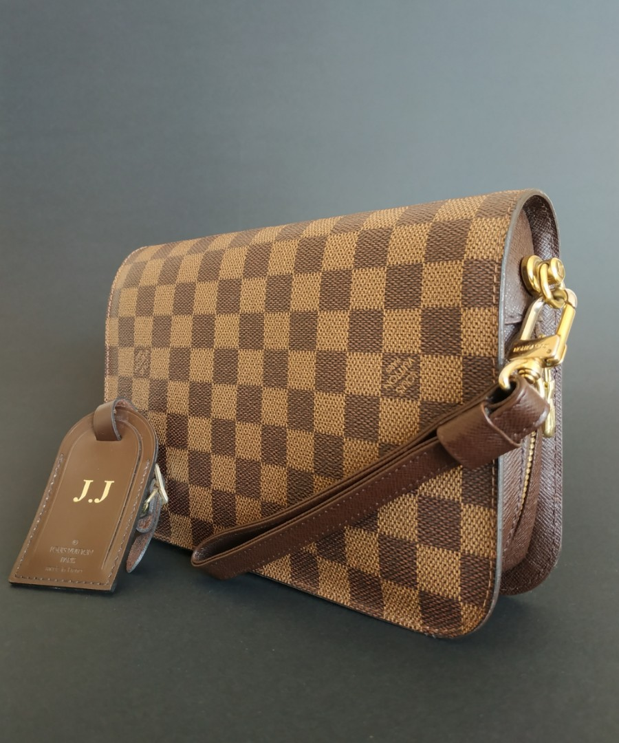 💯 Authentic LOUIS VUITTON Damier Orsay Clutch.(Special Order ... 6dc911862b825