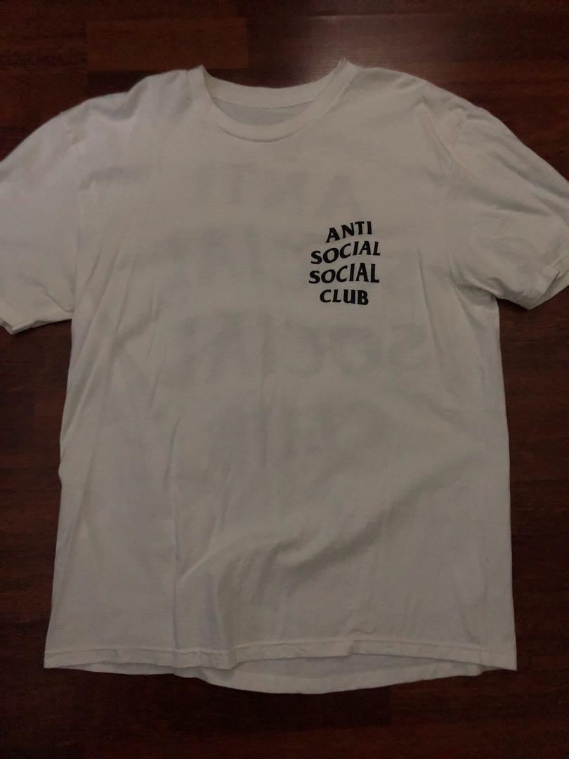 18c7283b4e84 Anti social social club tshirt