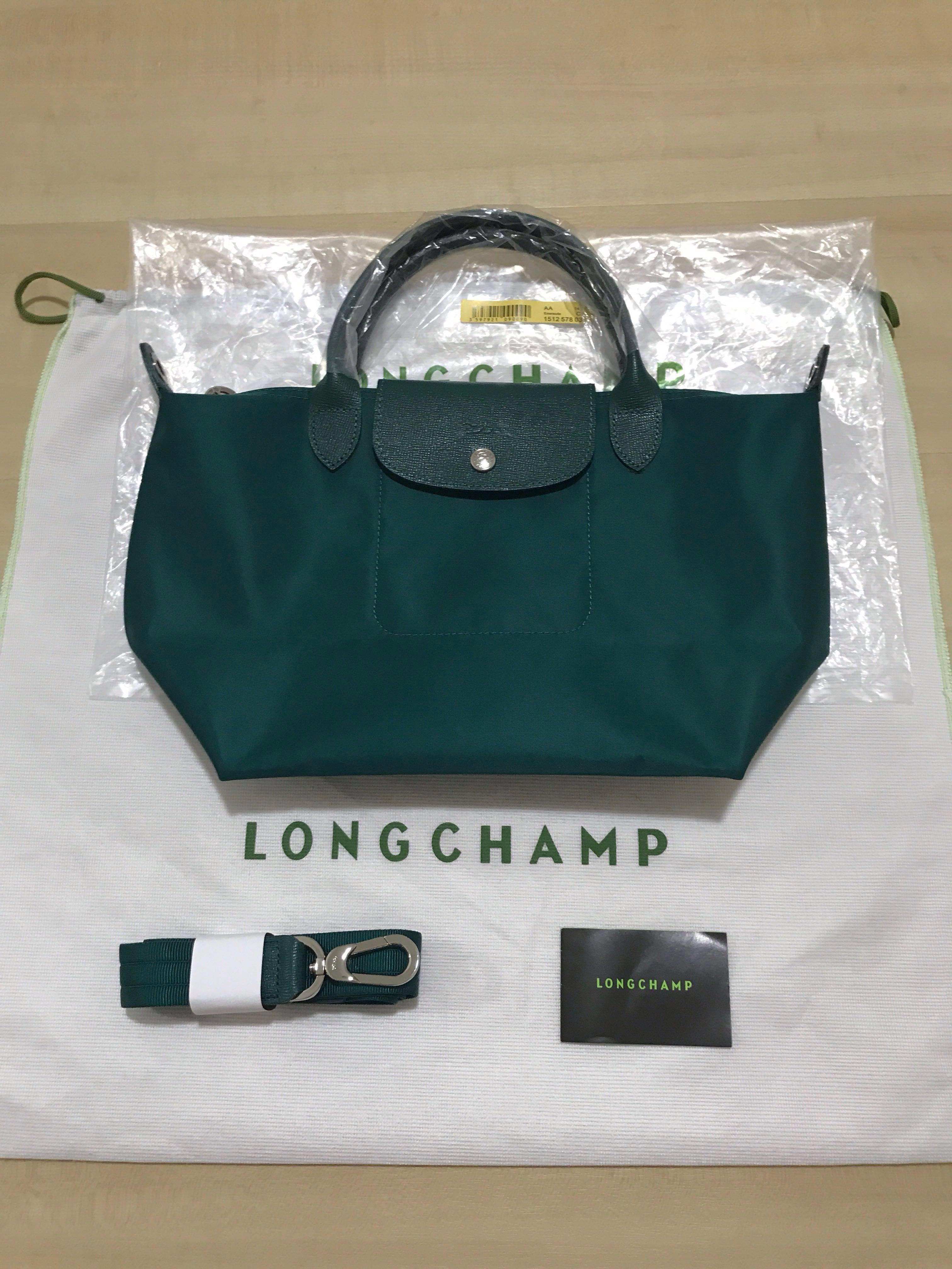 Authentic Longchamp Bag 32bdd8baf7b36